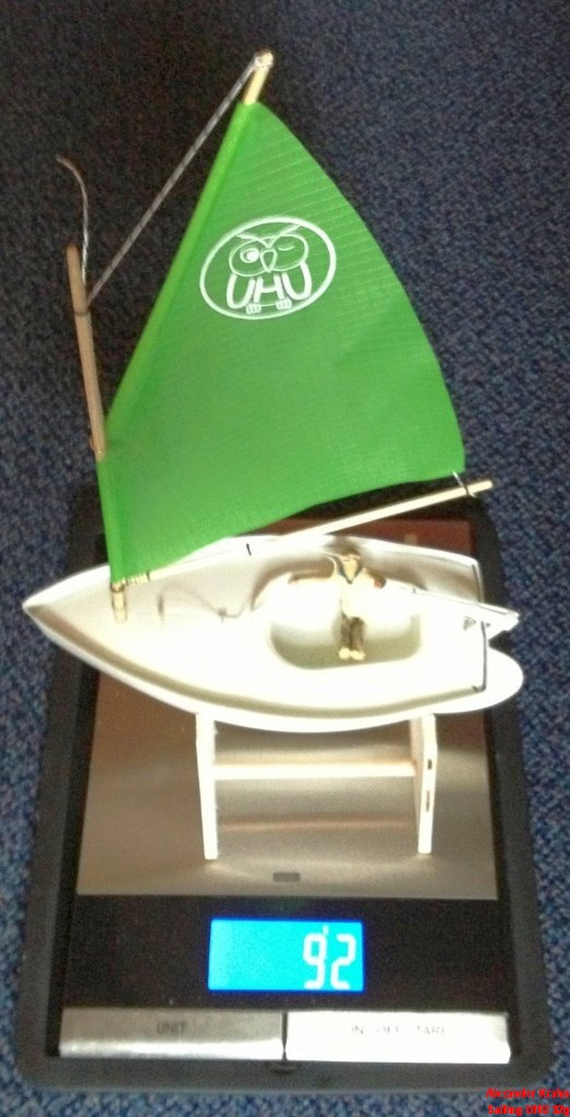 Sailing UHU 92g